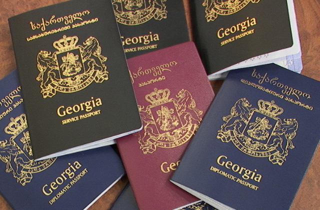 Residence permits in Georgia