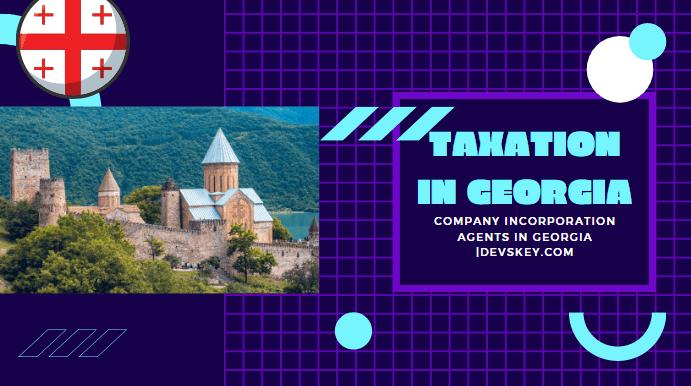 taxes in Georgia