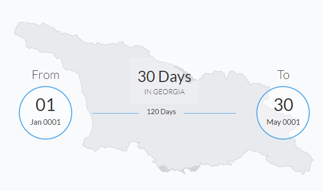 Electronic Visa Georgia