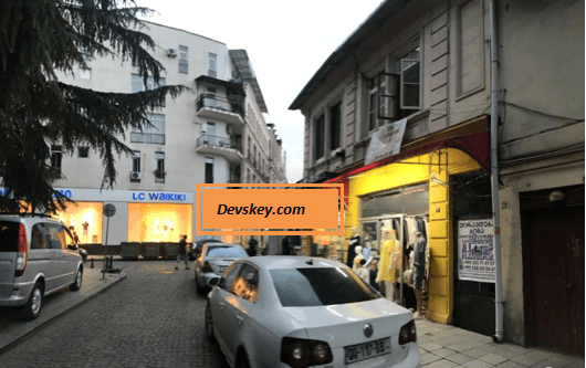 Office spaces for rent in Batumi