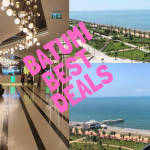 Flats for Sale in Batumi -Investment in Short Term Rentals