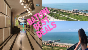Weekly Hot Deals on Georgian Real Estate  – Studio Flats for Investment in Short Term Rentals  in Batumi