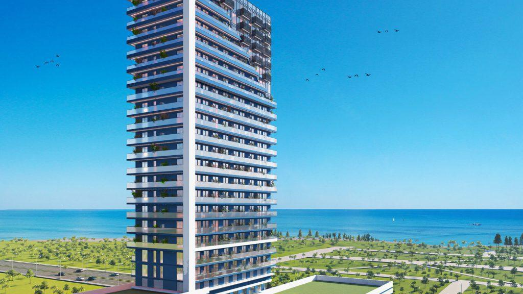Investment property for sale in Batumi. Turnkey properties in Batumi. Rental property investment in Georgia. Buying rental property in Batumi.