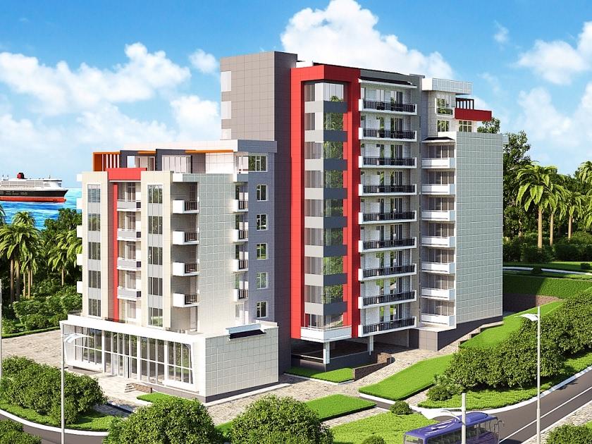 apartments in Batumi centre