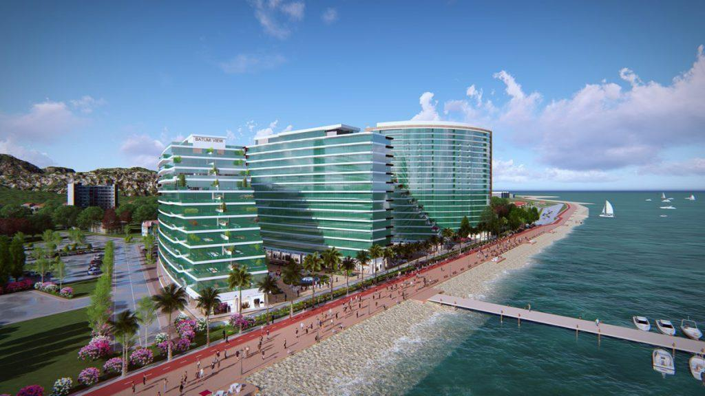 Best real estate companies in Georgia, Batumi