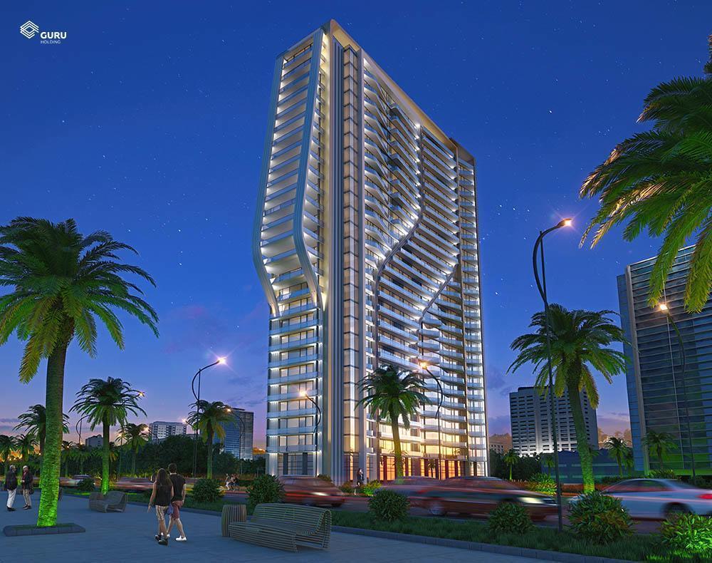 Real estate investment company in Batumi