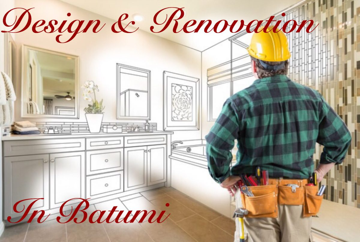 Interior Design And Renovation Work In Batumi