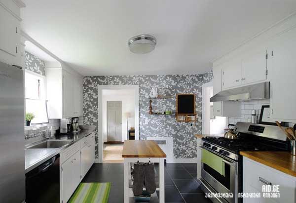 flat renovation in Batumi