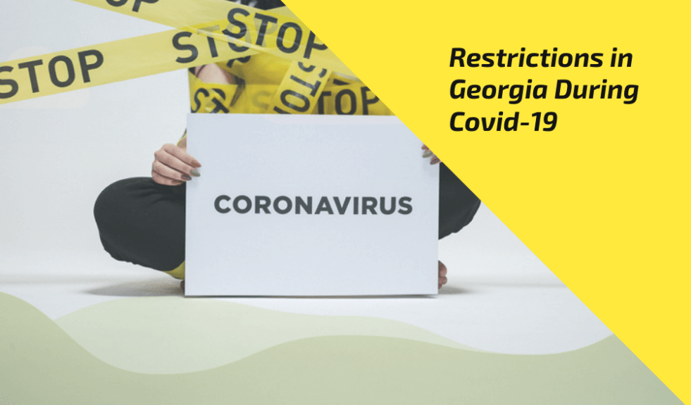 Restrictions in Georgia During Covid-19