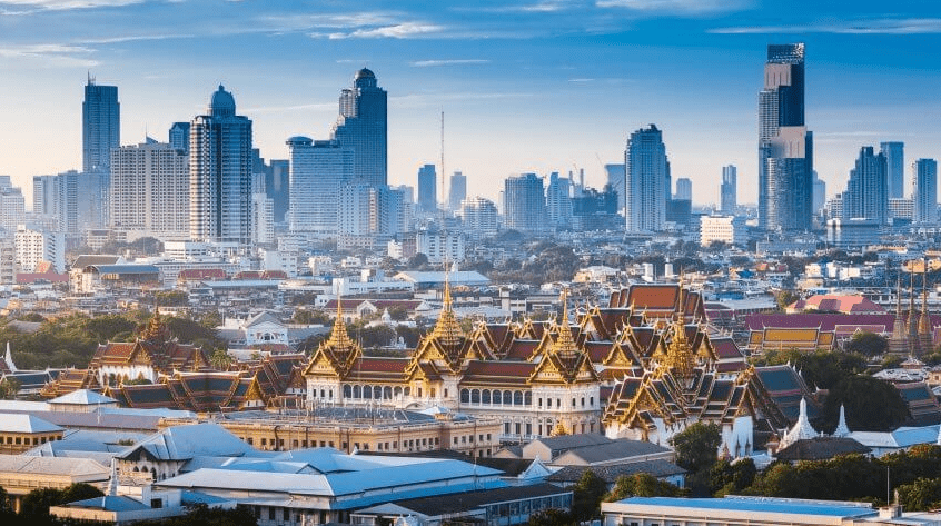 worth to invest in real estate in thailand?